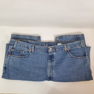 Levis 550 Jeans Relaxed Fit W 46 L 30